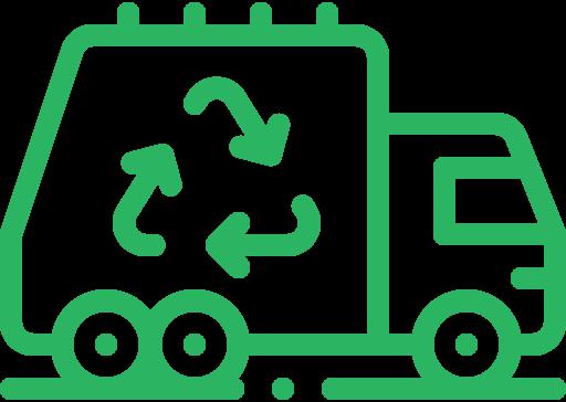 Didelių gabaritų atliekų išvežimo užsakymas